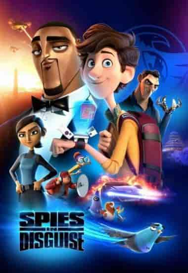 Spies-in-Disguise